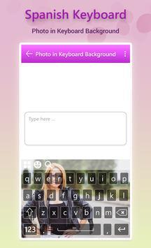 Spanish Keyboard screenshot 7