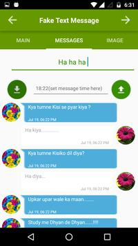 Fake Text Message screenshot 1