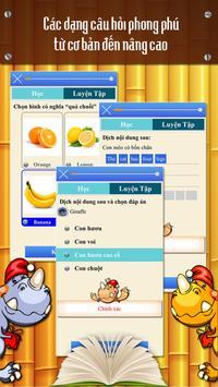 Hoc Tieng Anh EduEnglish apk screenshot