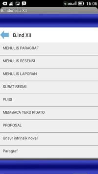 Bahasa indonesia sma screenshot 4