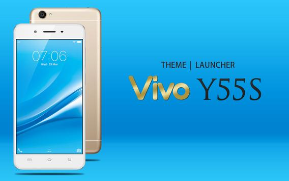 Theme for Vivo Y55s poster