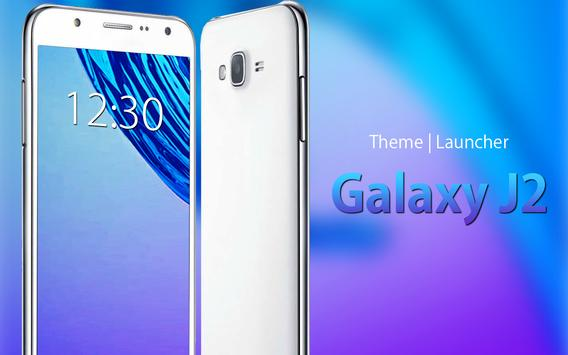 Theme for Galaxy J2 poster