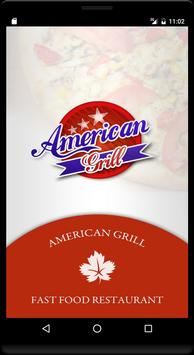 American Grill Admin poster