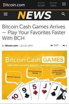 Bitcoin Official News Page screenshot 2