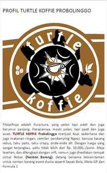 TURTLE KOFFIE PROBOLINGGO screenshot 1