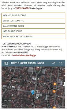 TURTLE KOFFIE PROBOLINGGO screenshot 6