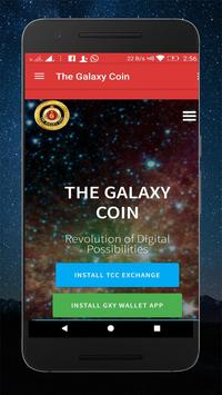 The Galaxy Coin poster