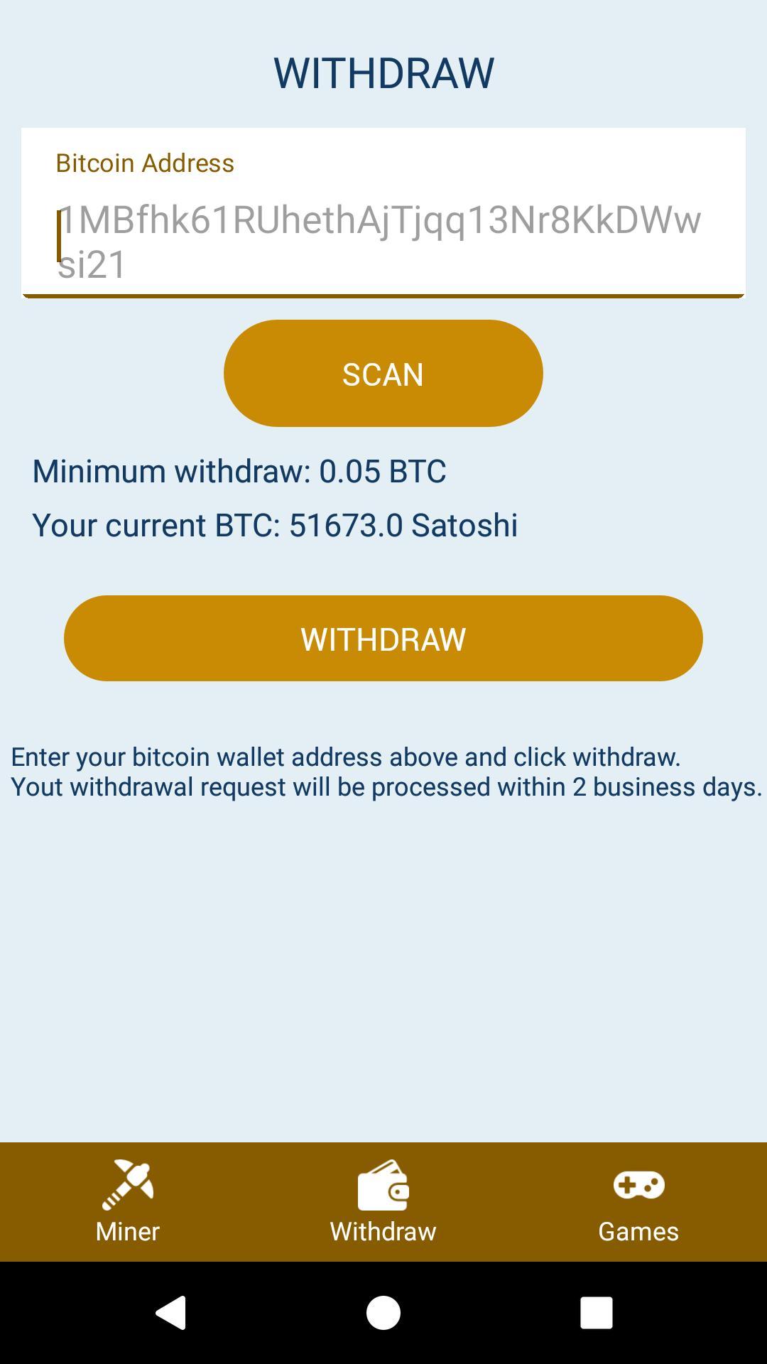 gratuit bitcoin apk