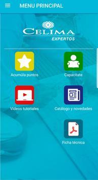 Celima Expertos screenshot 1