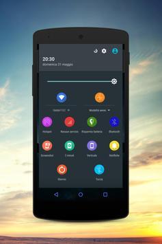 Vivid Color - Layers Theme apk screenshot