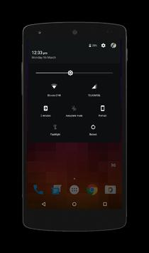 OuterSpace - Layers Theme apk screenshot