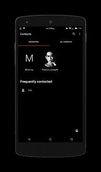 Scarlett - Layers Theme apk screenshot