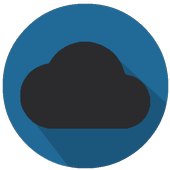 SkyBlue Night - Layers Theme icon