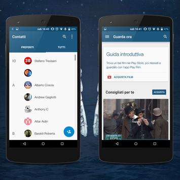 SkyBlue - Layers Theme apk screenshot