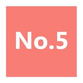 No.5 - Layers Theme icon