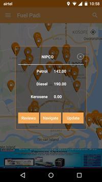 FuelPadi screenshot 3