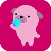 メルメル - メールレディ女性向けチャットアプリ icon