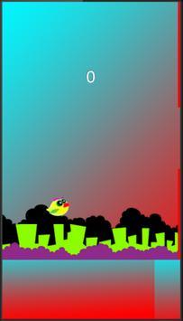 Floppy Bird Zygerrian™ Twilo poster