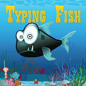 Typing Fish icon