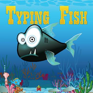 Typing Fish apk screenshot
