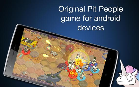 Pit People Games Free poster