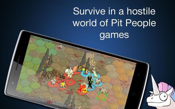 Pit People Games Free screenshot 5