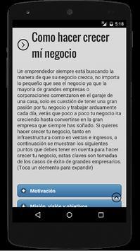 Negocios Rentables screenshot 7