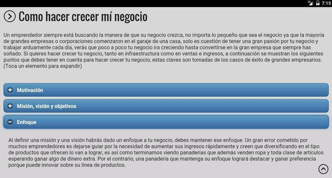 Negocios Rentables screenshot 8