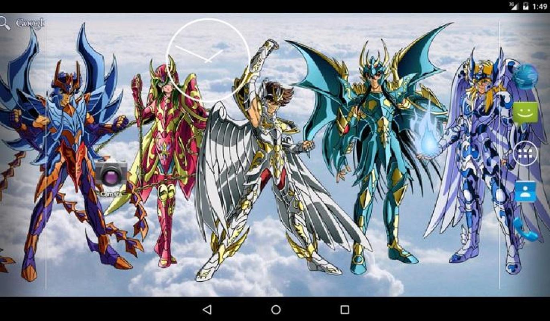 Caballeros Zodiaco Wallpapers Pour Android Téléchargez Lapk
