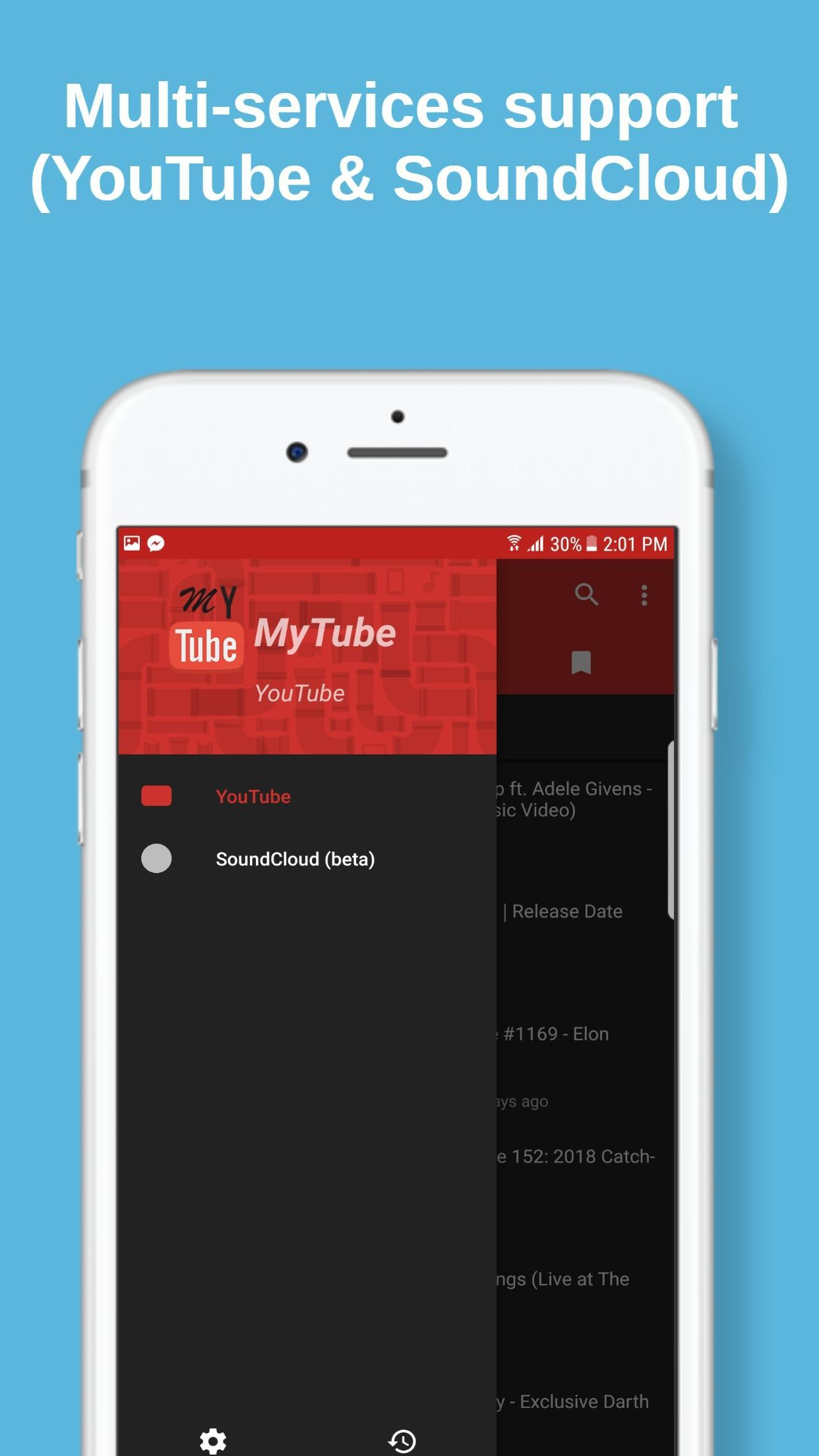 MyTube for Android - APK Download
