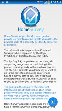 Home Survey App v2 apk screenshot
