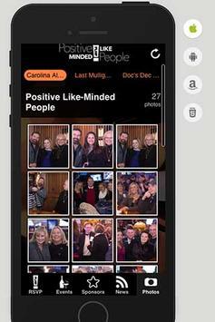 Positive Like-Minded People apk screenshot