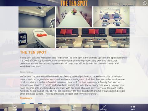 The Ten Spot apk screenshot