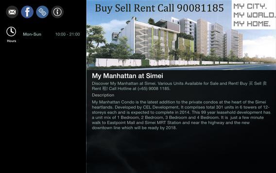 My Manhattan at Simei screenshot 4