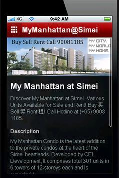 My Manhattan at Simei screenshot 1