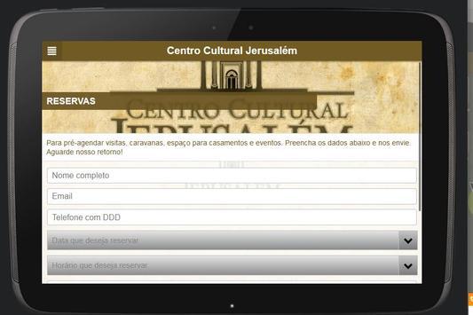 Centro Cultural Jerusalém screenshot 6