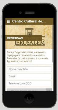 Centro Cultural Jerusalém screenshot 8
