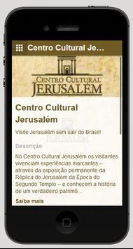 Centro Cultural Jerusalém poster