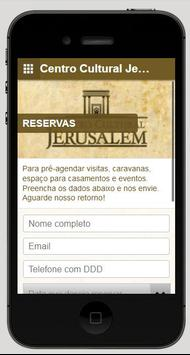 Centro Cultural Jerusalém screenshot 1