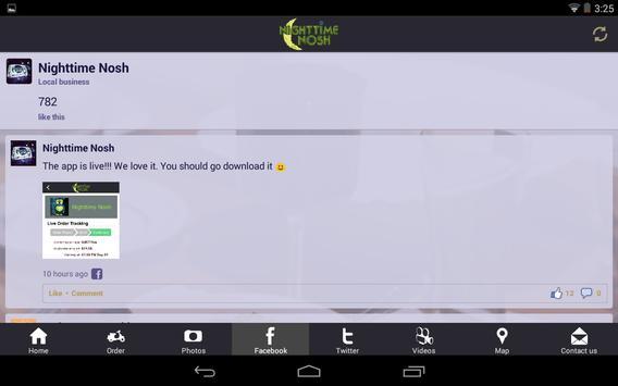 Nighttime Nosh screenshot 1