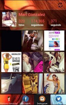 Mariana Gonzalez apk screenshot