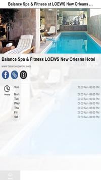 Balance Spa at Palmer House screenshot 4