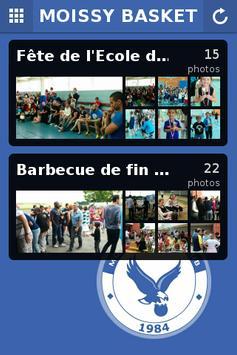 Moissy Basket Club screenshot 1