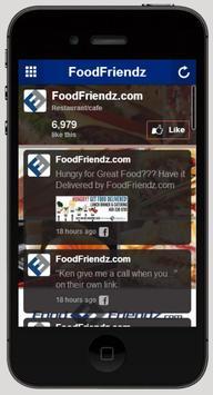 FoodFriendz V2 apk screenshot