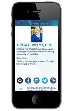 Aurelia Weems, CPA apk screenshot