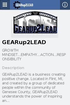 GEARup2LEAD apk screenshot