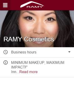 RAMY Cosmetics & Eyebrows poster