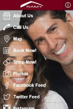 RAMY Cosmetics & Eyebrows apk screenshot