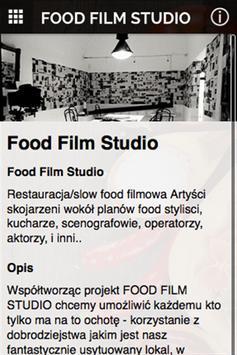 Food Film Studio poster
