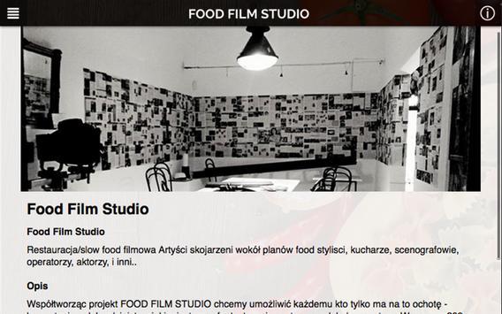 Food Film Studio screenshot 2